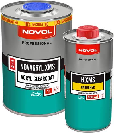 NOVAKRYL XMS