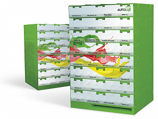 Система цветоподбора Autolux